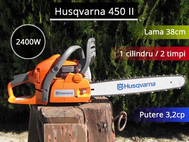 Drujba Husqvarna 450 II lama 38cm