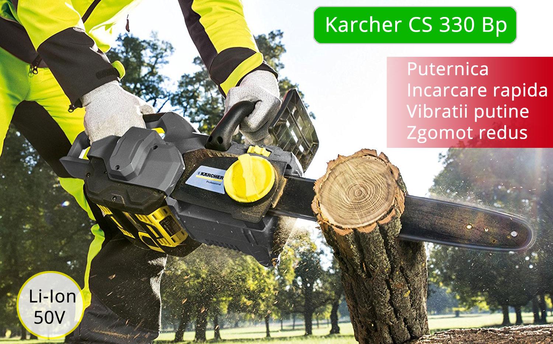 Karcher CS 330 Bp drujba acumulator