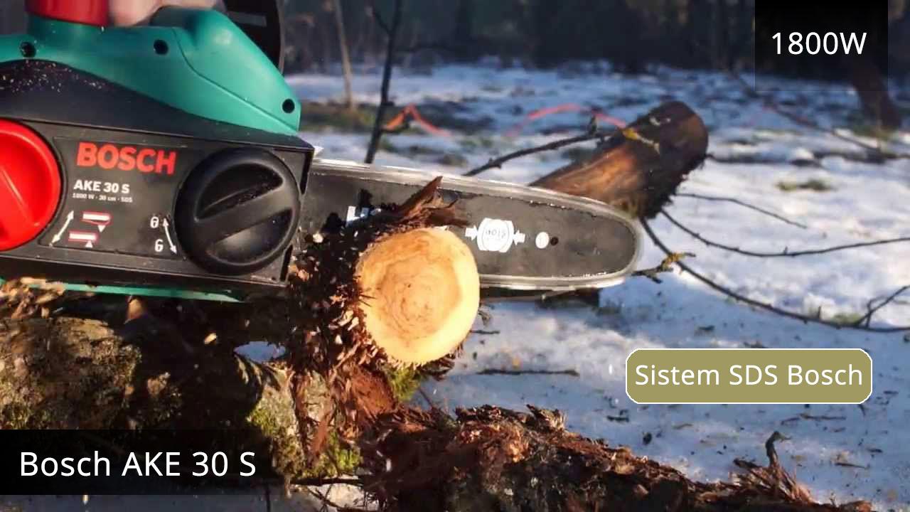 drujba electrica Bosch AKE 30 S