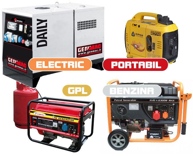 Ce generator imi trebuie pentru o casa?