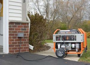 Generator Portabil Casa