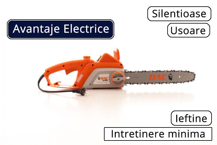 drujba electrica Ruris DAC316e