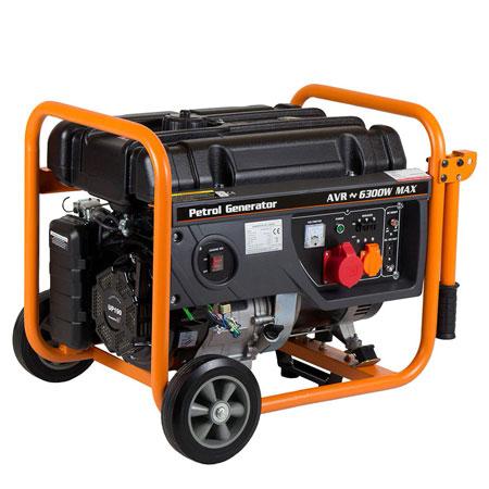 Generator curent pe benzina Stager 5.8 kW